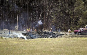 Flight 93 Supposed Crash Site, 9/11 (7)