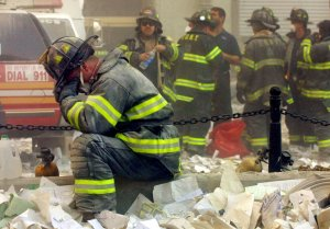 Firefighters on 9/11 (3)
