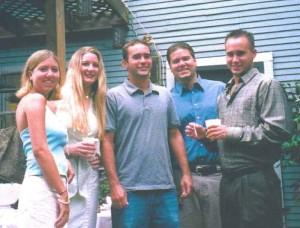 The Nice's-Meghan, Krissy, Carter, Jamie, and Jason, Jacksonville, Florida, 2001