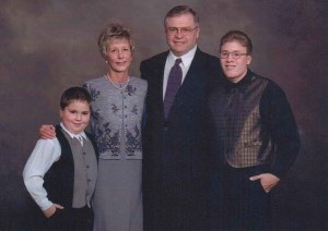The Ulmer Family, 2000