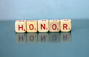 Honor Word Image (Retrieved on May 31, 2014 from http://craighollomanx.wordpress.com/2014/03/28/honor-applicable-in-the-workplace/)