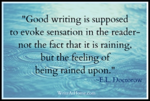 Quote about Quality of Writing (Retrieved from www.WriteAtHome.com on June 26, 2014)