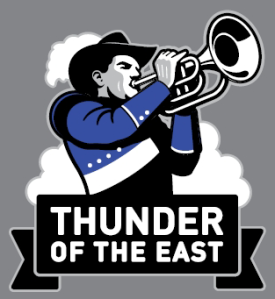 Thunder of the East Logo (Retrieved on June 16, 2014 fromhttp://en.wikipedia.org/wiki/Thunder_of_the_East)