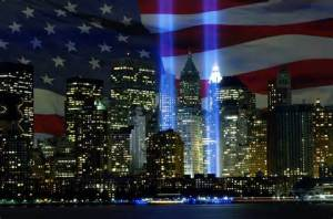 9/11 Tribute Image (from matthew.komputerwiz.net, retrieved September 10, 2014)