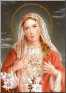 Virgin Mary Image (Retrieved on March 15, 2015 from kofc1349.org)