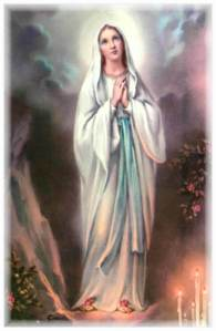 Picture of Virgin Mary (Retrieved on March 15, 2015 from turnbacktogod.com)